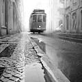City Haze by Jorge Maia