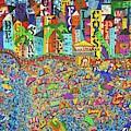 City Meets The Bay by Karen Elzinga