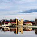City Park Pavillon by Philip Rodgers