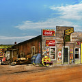 City - Questa Nm - Free Air And More 1939 by Mike Savad