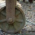 Spanish American War Era Battery Jekyll Island Closeup by Bruce Gourley