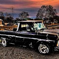 Classic Chevy by Jack Wilson