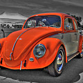 Classic Volkswagen by Tony Baca