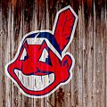 Cleveland Indians by Steven Parker