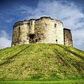 Clifford's Tower Vignette by Scott Lyons
