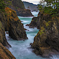 Cliffside Views by Darren White