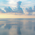 Cloud Reflections On Pamlico Sound by Anthony Doudt