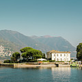 Coast Of Como by Guillermo Lizondo