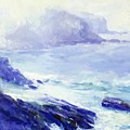 Coastline by Guy Rose