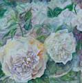 Coeur De Neige Rose Artwork by Ryn Shell