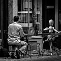Coffee Break by Bob Orsillo