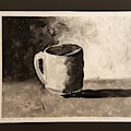 Coffee Cup by Cheryl Nancy Ann Gordon