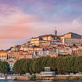 Coimbra's Skyline by Nato Manzolli