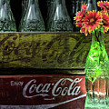 Coke And Gaillardia Still Life Life by JC Findley