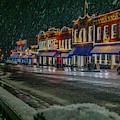 Cold Night In Cripple Creek by Tony Baca