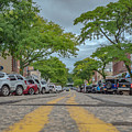 Cold Spring Harbor St by Roman Gomez