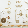 Collection Of Maritime Knots by Dave King