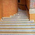 Colonial Stairs by Juan Contreras