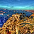 Color Me Majestic Grand Canyon National Park Sunrise Shadows Arizona Art by Reid Callaway