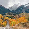 Colorado Hwy 145 by Susan Warren