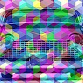Colorist Great Car by Alberto RuiZ