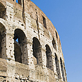 Colosseum Detail by John Harper