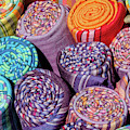 Colourful Blankets, Old Biscuit Mill by Rob Huntley