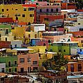 Colourful House Facades by Blind Dog Photo Dan Gair