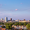 Columbia Skyline - Late Pm by Charles Hite