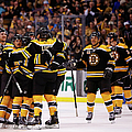 Columbus Blue Jackets V Boston Bruins by Jared Wickerham