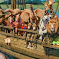 Come Aboard There's Plenty Of Room Ark by Betsy Knapp