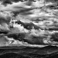 Coming Storm Blue Ridge Mountains by Thomas R Fletcher