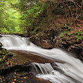 Conestoga Falls by Sharon Seaward