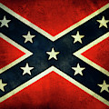 Confederate Rebel Battle Flag by Doc Braham