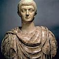 Constantine I  by Roman School