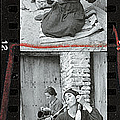 Contact Strip Containing Famous Life by W. Eugene Smith