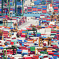 Container Port by Tomml