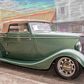 Convertible Roadster by Bill Posner
