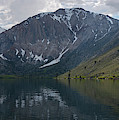 Convict Lake Panorama  by Michael Ver Sprill