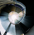 Convoluted Staircase  by Alexandre Rotenberg