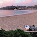 Coogee Beach by Nicholas Blackwell