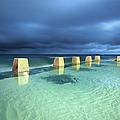 Coogee Pool by Yury Prokopenko