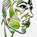 Cool Green by Michael Kallstrom
