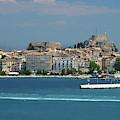 Corfu Island Greece by Dean Wittle