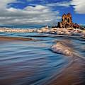 Corona Del Mar Beach II by Bill Thomas