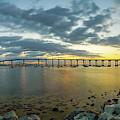 Coronado Bridge by Jonathan Hansen