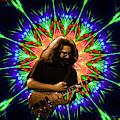 Cosmic Energy Through A Guitar by Ben Upham