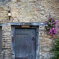 Cotswolds Front Door by Brian Jannsen