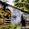 Covered Bridge by Mark Jackson