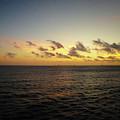 Cozumel Sunrise by Judy Hall-Folde